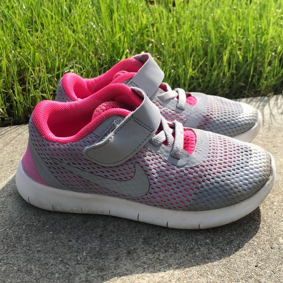 info for c59a9 08b02 Nike Free RN Toddler Girls Size 10